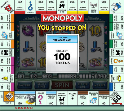 monopoly online betting game
