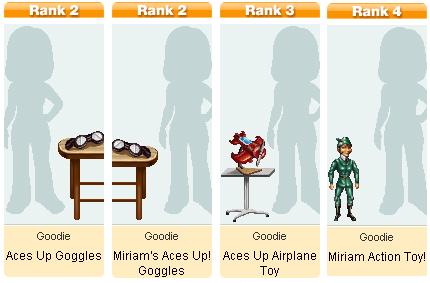 Aces Up! Mini Awards