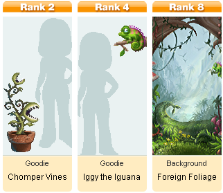Jungle Gin Mini Awards
