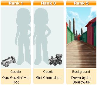 Monopoly Slots Mini Awards