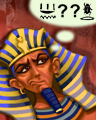 Phlinx - Let Me Sphinx About It Badge