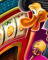 Sock Hop Slots - Jukebox Badge