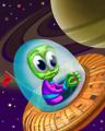 Stellar Sweeper - Space Race Badge