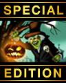 Spooky Slots - Halloween 2009 Badge