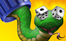 YAHTZEE Party - Snake Eyes Badge