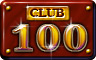 Super Dominoes - Club 100 Badge