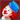 World Class Solitaire - Clowning Around Badge