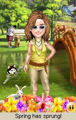Pogo Mini Snapshot: Spring Has Sprung!