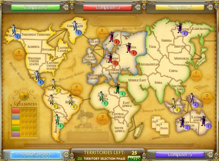 Risk02sRISK Screenshot 02