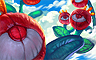 Balloon Bounce Badge 02