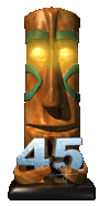 Level 45: Tiki-rrific