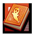 Haunted Pogo Premium Badge Album