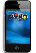Free Mini Background: Pogo Phone Home!
