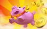 Hog Heaven Slots - Rank 60 - Heavenly Riches Badge