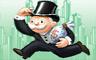 Monopoly Classic - Rank 30 - Money Bags Badge