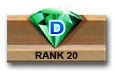 Scrabble Sprint Rank 20