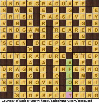 casino vip crossword clue