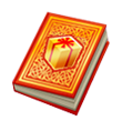Premium Badge Album icon (Gift)
