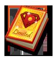 Pogo Heroes premium badge album