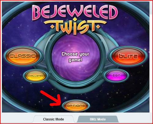 Bejeweled Twist - Fruit Gems - Game Mode
