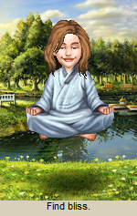 Pogo Mini Snapshot: Find bliss.