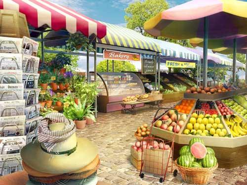 Claire Hart - Case 11, Part 2 - Farmer's Market