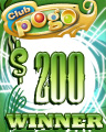 $200 Jackpot Spin Winner Badge