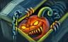 Spooky Slots Rank 50 Badge
