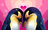 Claire Hart - Valentine's Special: Penguin Valentine - The Penguins Badge