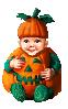 Pogo Mini Goodie: Baby Pumpkin