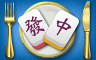 Mahjong Escape - Rank 40 - Dinning Through Time Badge