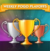 Weekly Pogo Playoffs