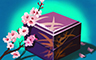 Claire Hart - Case 42, Part 2: The Lacquer Box - The Cherry Blossom Badge