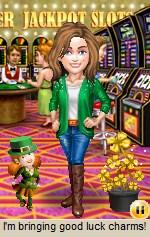 Pogo Mini: I'm bringing good luck charms!