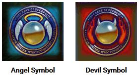 Peggle Slots Angel & Peggle Slots Devil