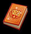 One Hundred Premium Badge Album