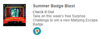 Summer Badge Blast