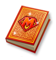 Super Moms Premium Badge Album
