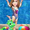 Pogo Mini: Staying Cool by the Pool