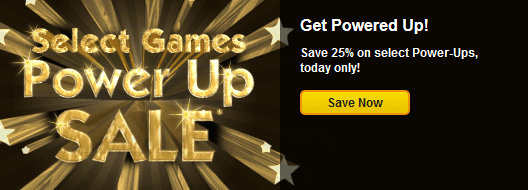 Power-Up Sale!