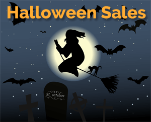 Halloween Sales at Big Fish Games