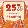 Coupon Code: 25% Off Premium Badge Albums