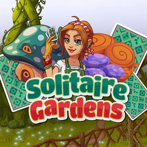 Sneak Peek Solitaire Gardens Fairy Tale Garden Part 2