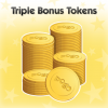 Triple Bonus Tokens Thursday: September 21, 2017