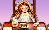 Claire Hart - Case 69, Part 1: Clock Strikes Thirteen - The Doll Tea Party Badge