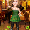 Pogo Mini: Green beer, please!