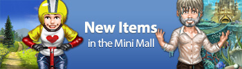Mini Mall: Spring-y Re-Release