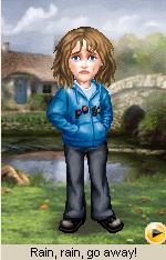 Pogo Mini: Rain, rain, go away!
