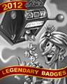 2012 Mix-n-Match Legendary Badge