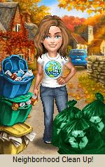 Pogo Mini: Neighborhood Cleanup